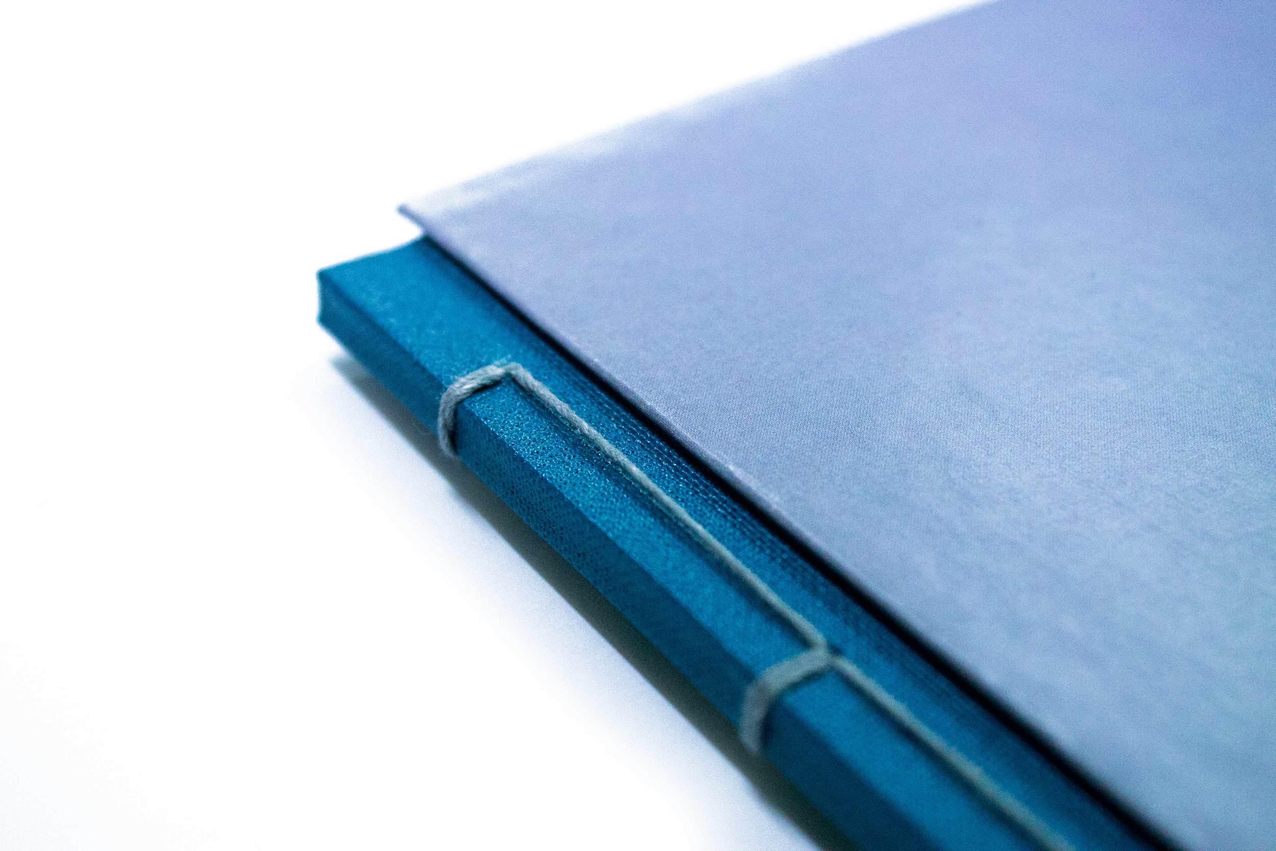 Japanese sewn books