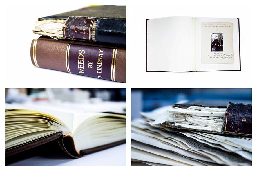Book and paper repair