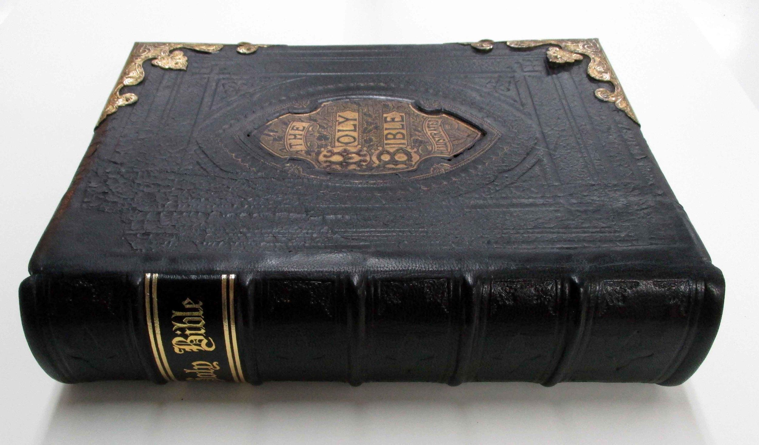 Bible repair Holy book repair