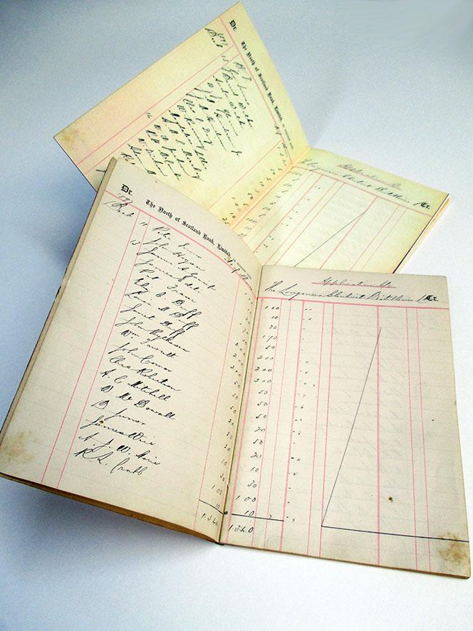 Replica books copied internals