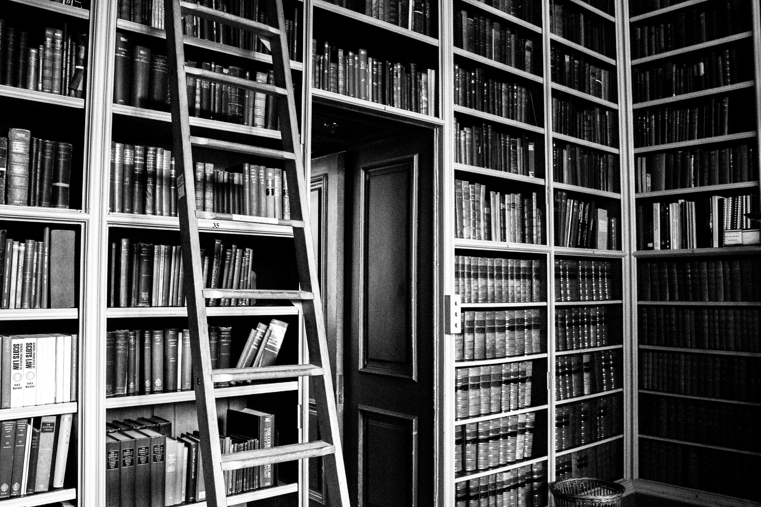 Library Binding