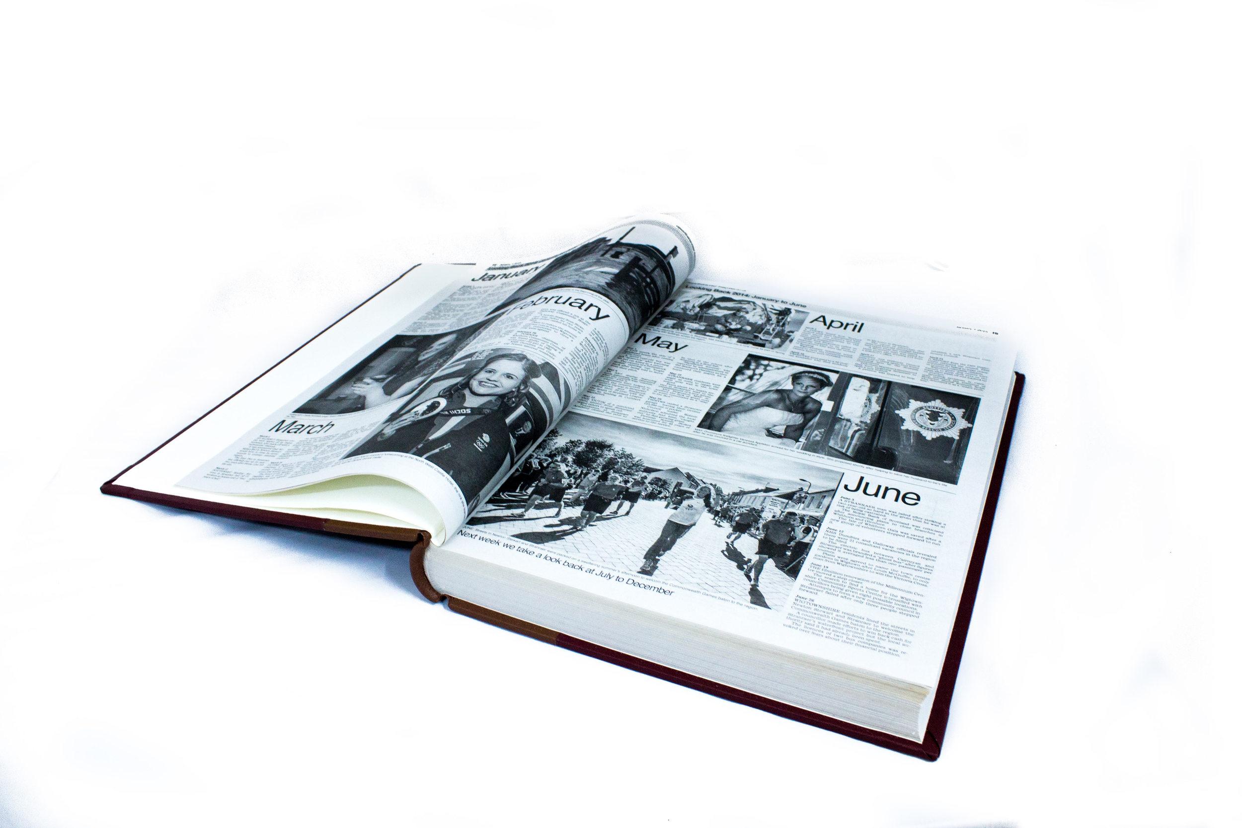 Rebound magazines