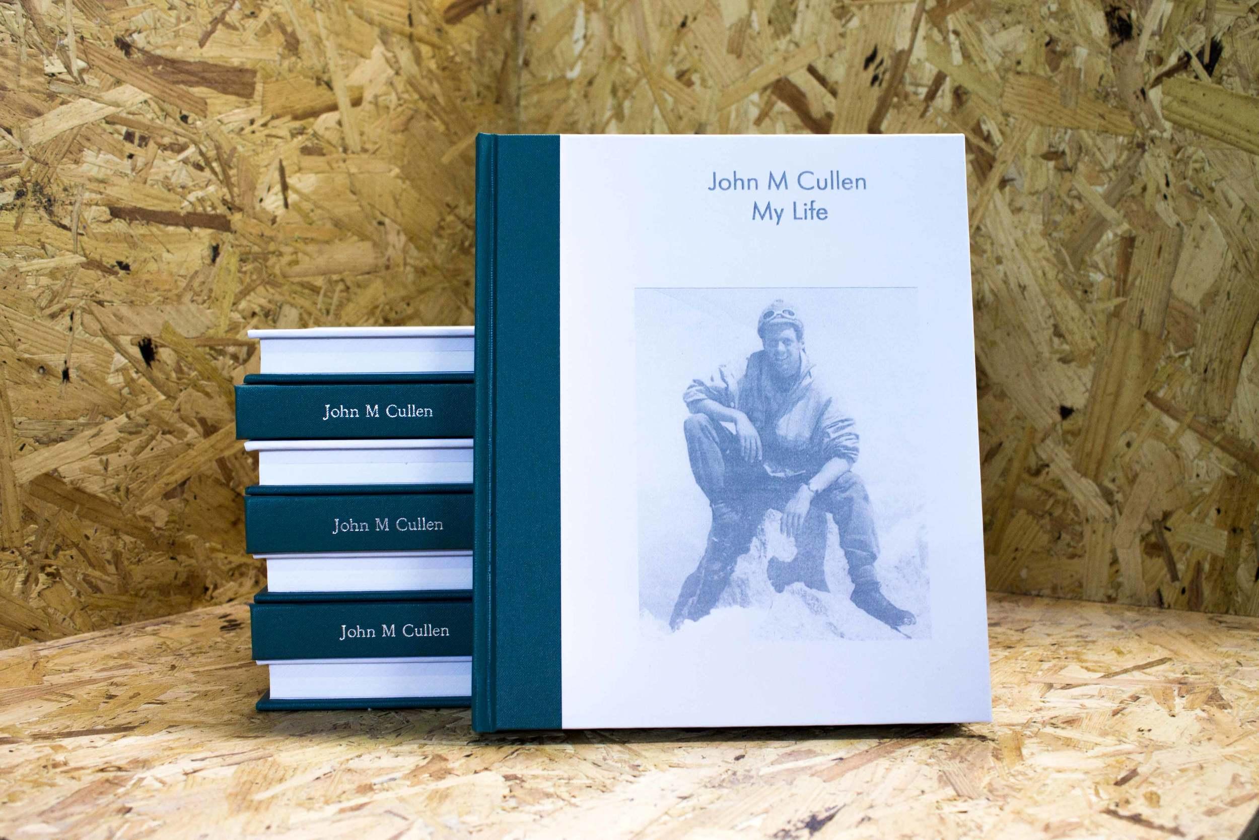 Small run self-published books