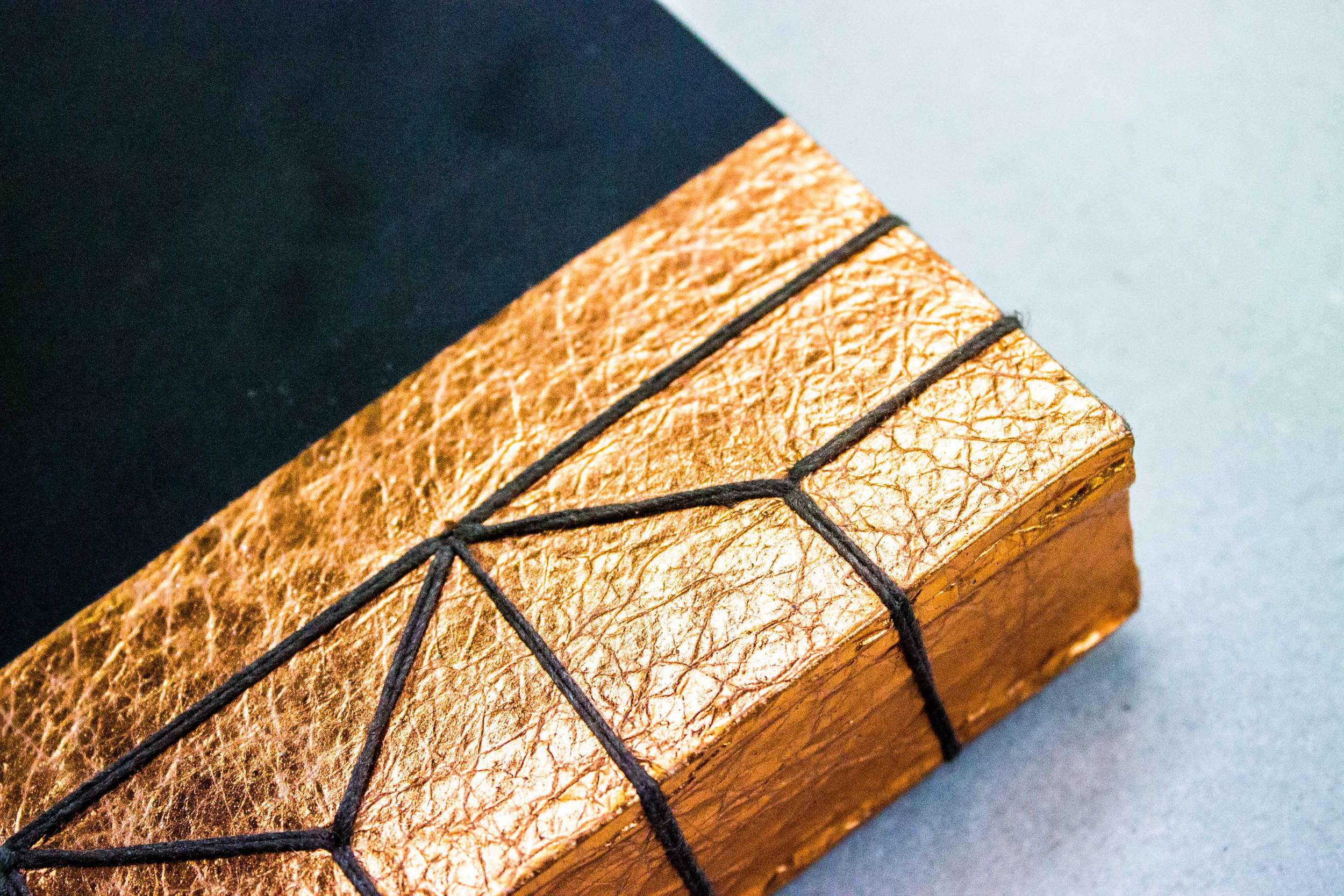 Japanese sewn book