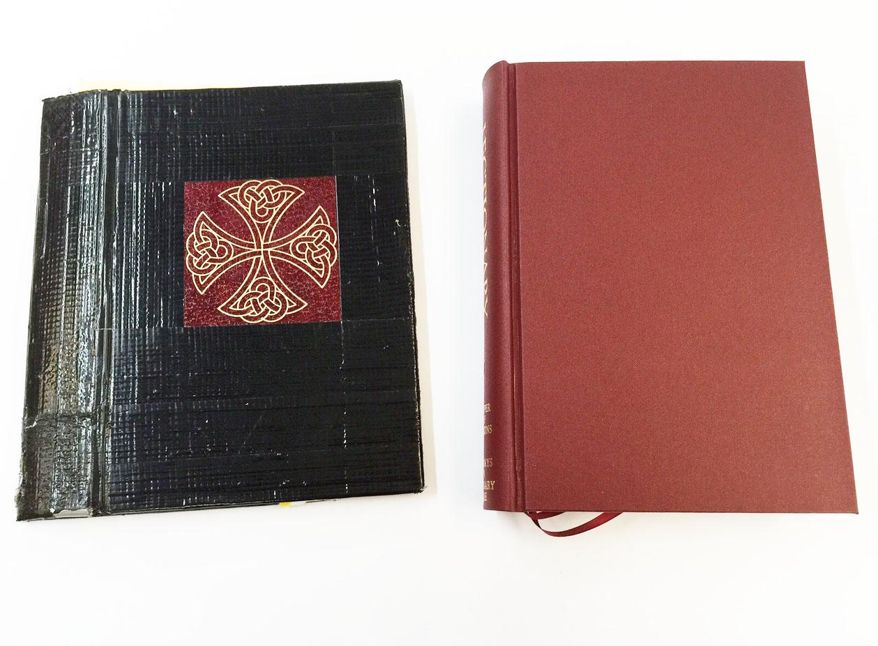 Bible & Holy book repair