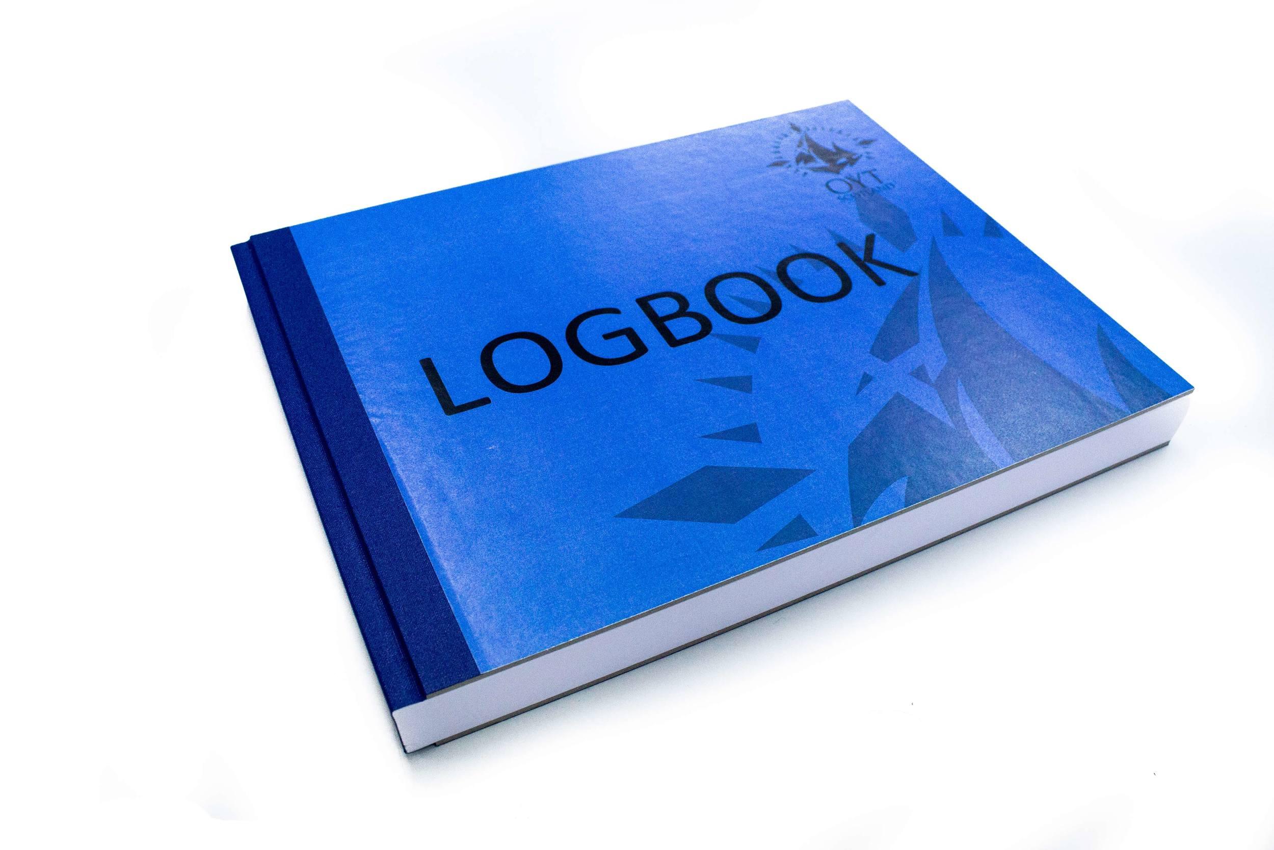Small run book log book