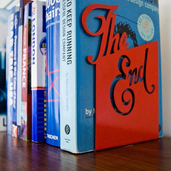 """The End"" Bookend by Goodwin & Goodwin"