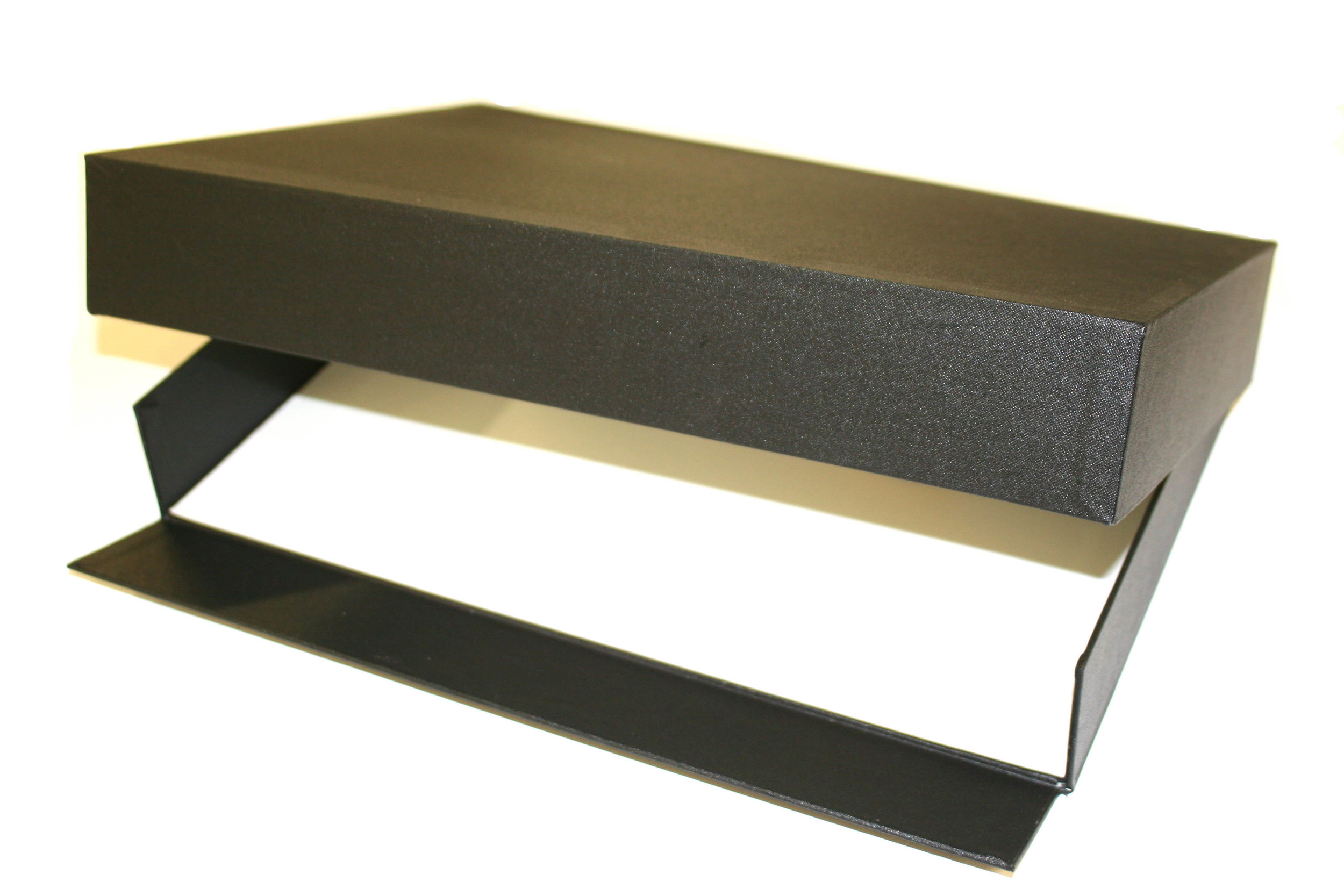 Drop Down Spine Box with Flap