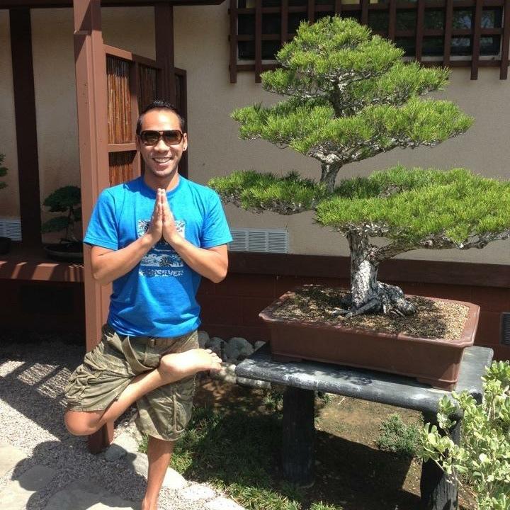 Paolo Ma Bikram Yoga Teacher