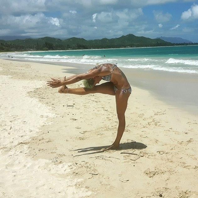 Mírna Marušić Yoga Trieste