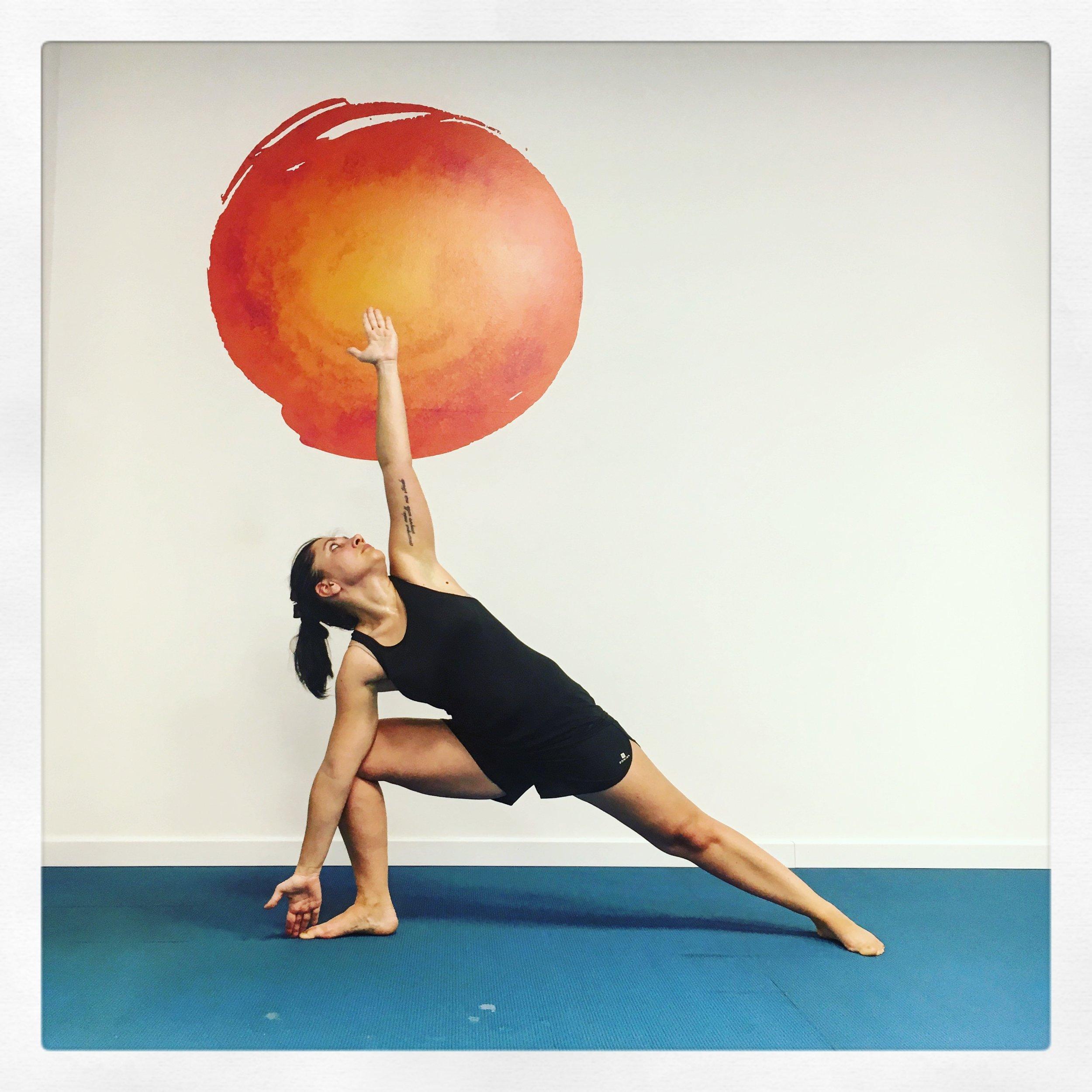 Yoga Studentessa Trieste