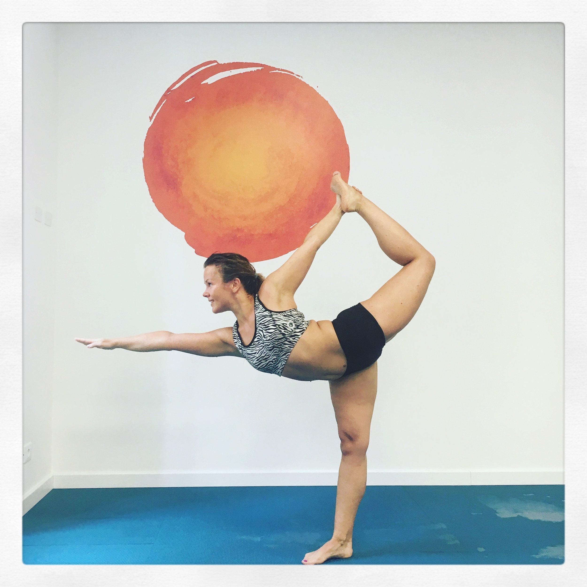 Bikram Hot Yoga Studente Trieste