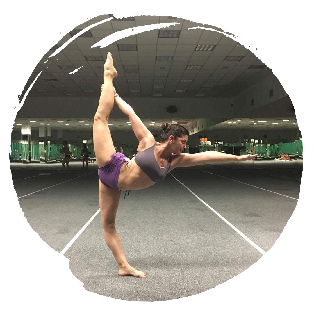 Elisabetta Bilram Yoga Teacher