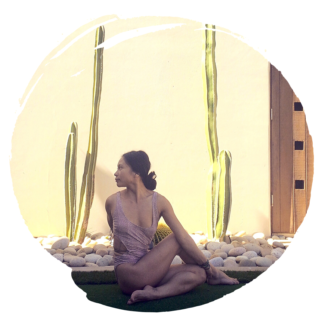 Katrina Robles Spine Twist Yoga Trieste