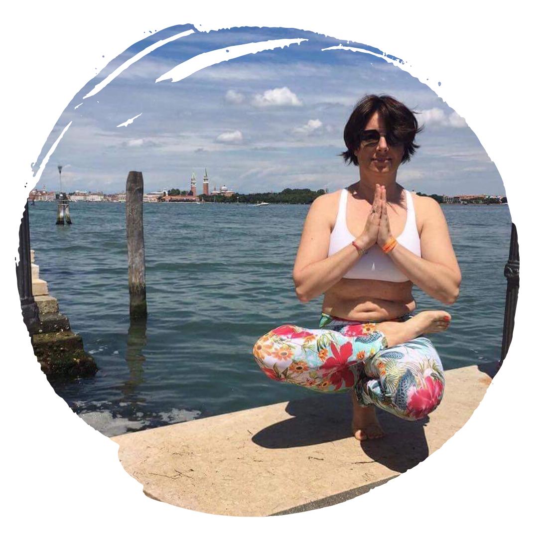 Barbara Polloni Bikram Yoga Teacher