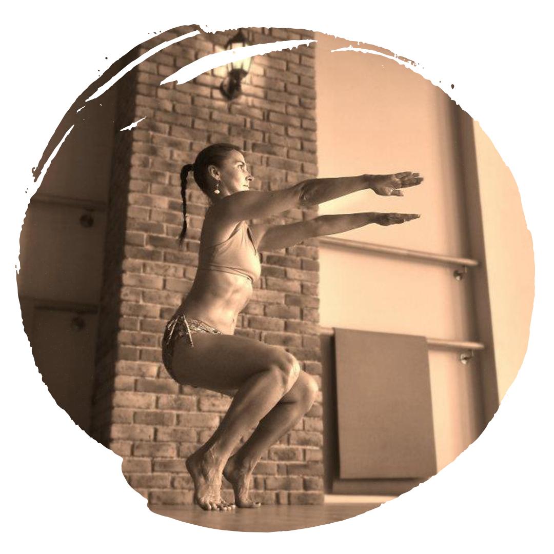 Julia Russian Yoga Trieste