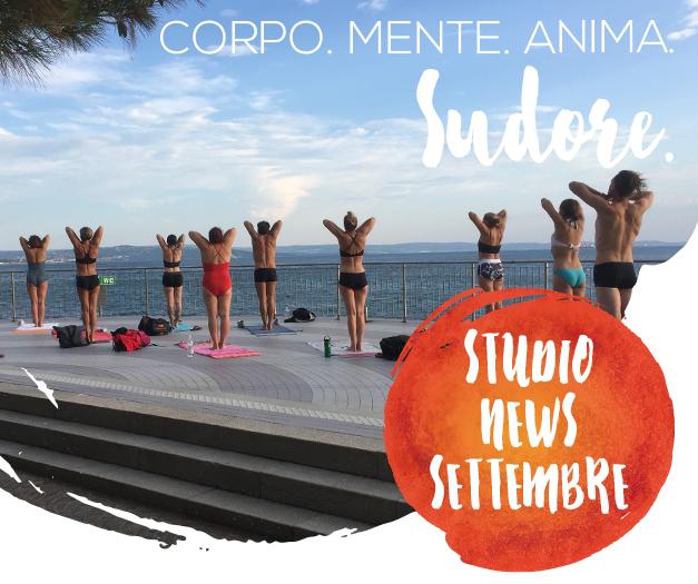 Yoga a Trieste