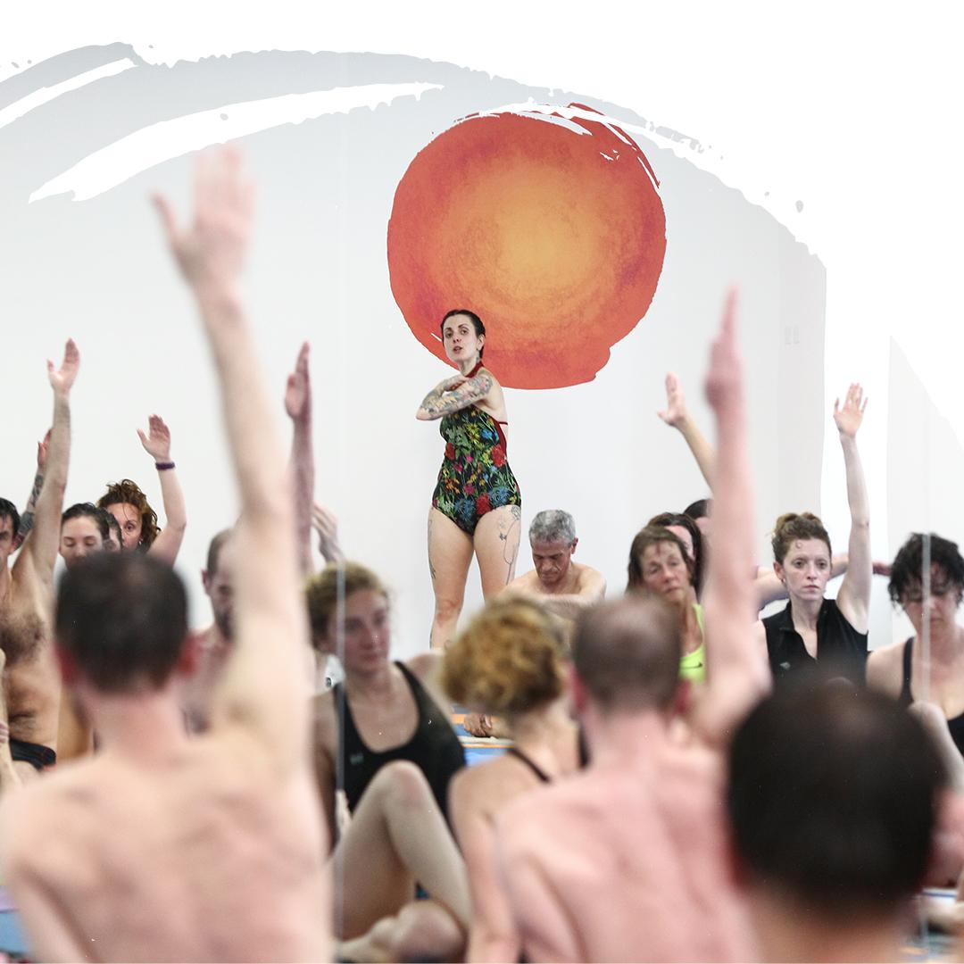 Bikram Yoga 26 and 2