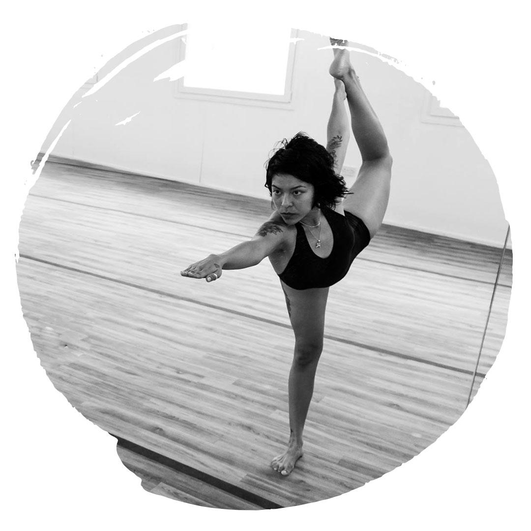 Sandra Sanchez Bikram Yoga