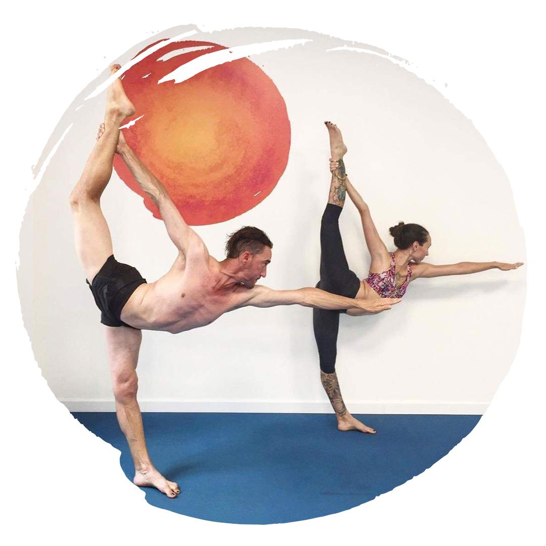 Roxanne Marc Bikram Yoga