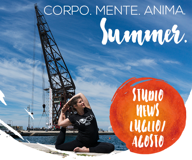 Summer Yoga Trieste