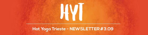 Yoga News Trieste Settembre September 2019