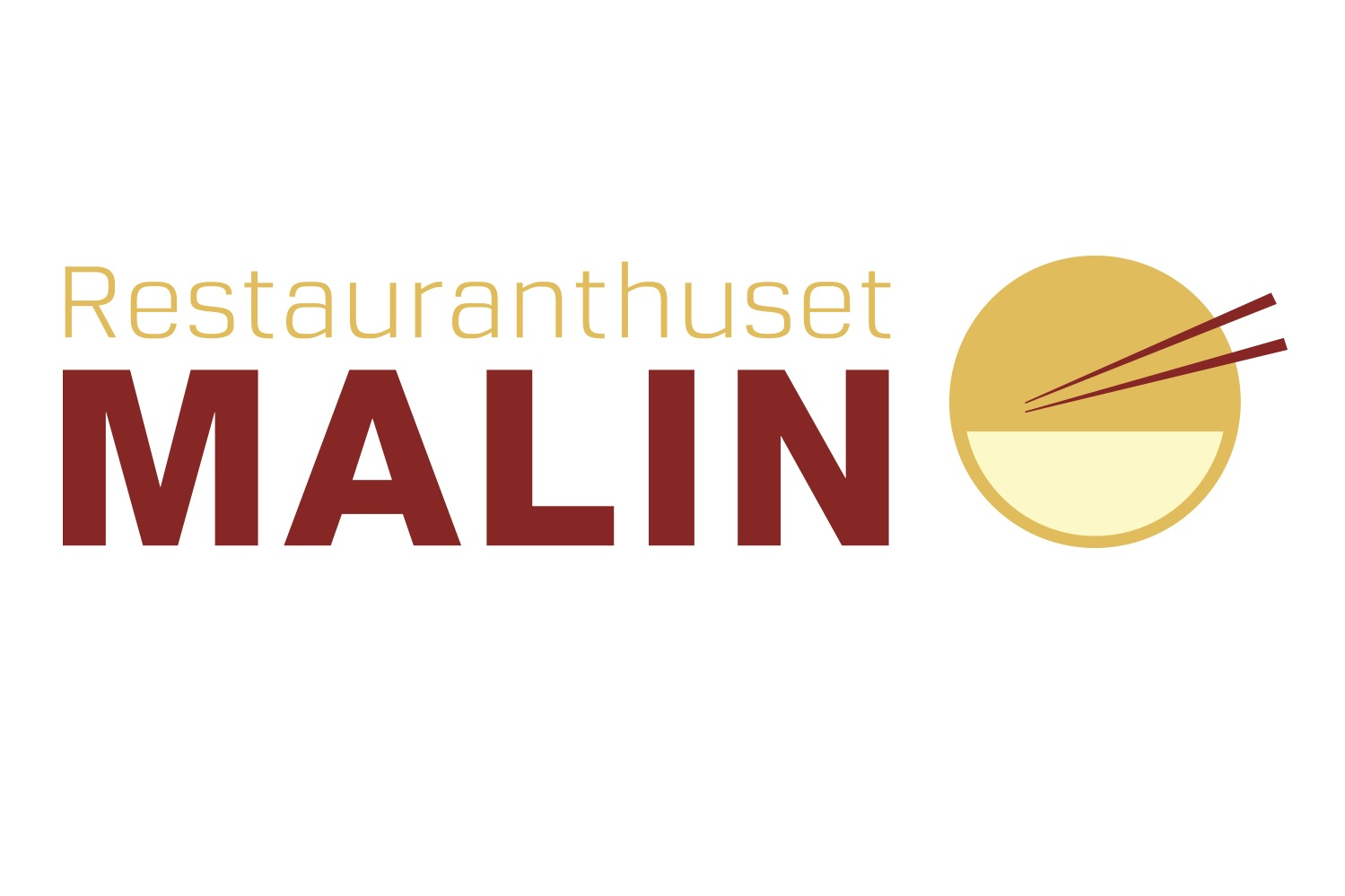 Grafisk profil - China House i Sogndal kom til Gasta og ønskte vi skulle utvikle grafisk profil og nettsider for deira nye satsing - Restauranthuset Malin.Vi er lidenskapleg opptekne av å skape prosjekt som funkar, og dette er verkeleg blitt ein suksess! Restauranthuset Malin opplever kraftig vekst i omsetning.Her ser du logo og grafisk profil vi utvikla.