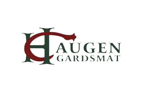 Gammal logo - Logoen dei fekk utvikla ved oppstarten opplevde dei som for komplisert og utan assiosasjonar til