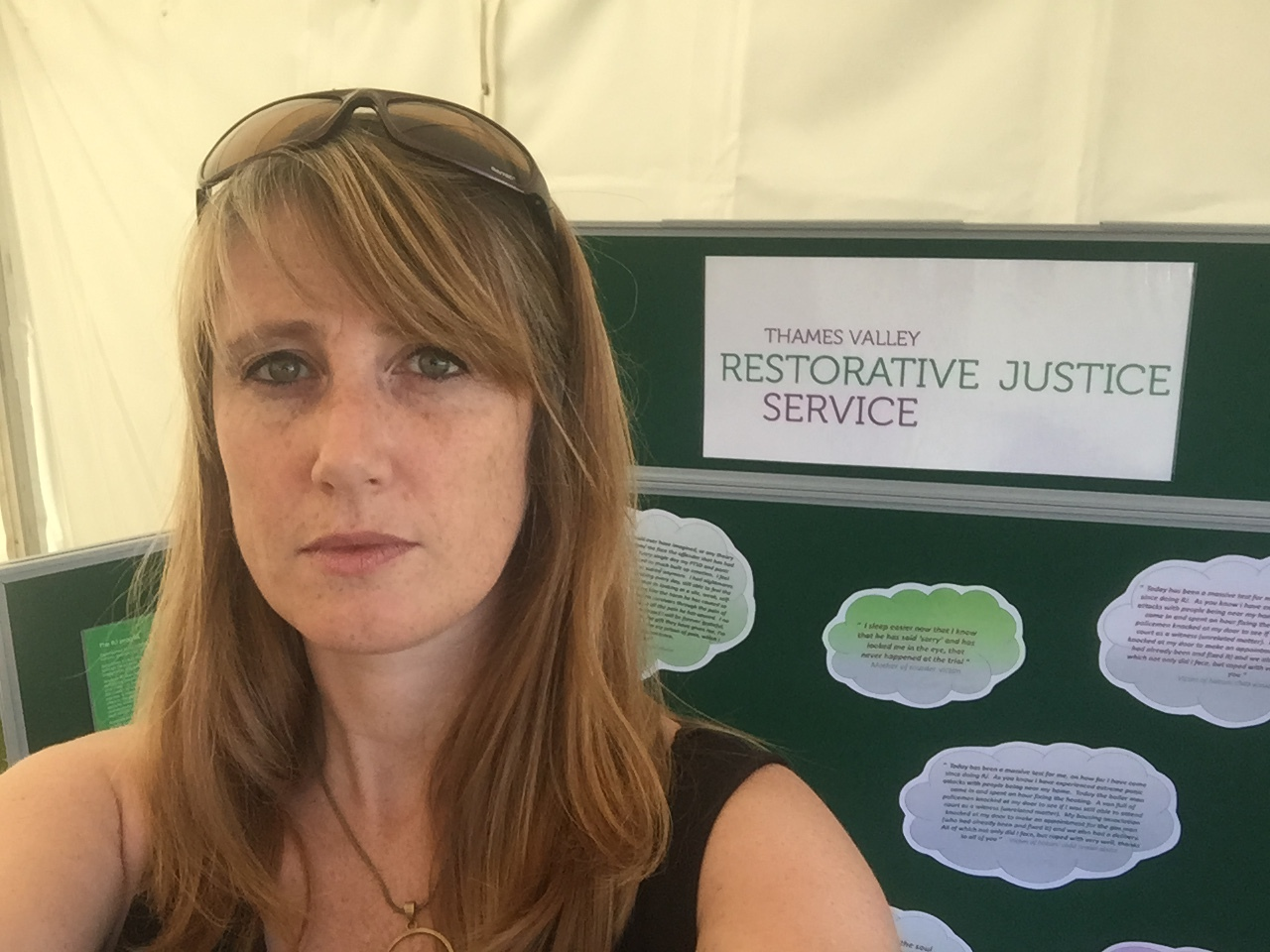 Becci is Assistant Director for RJ at Thames Valley Partnership, a follower of the 'HOPE not Hate' Campaign Group and a member of the Oxford Branch of More in Common. She has worked in supported housing, criminal justice and restorative justice, where the common threads of her passion are around creating space for unheard voices, and enabling healthy and inclusive communities.