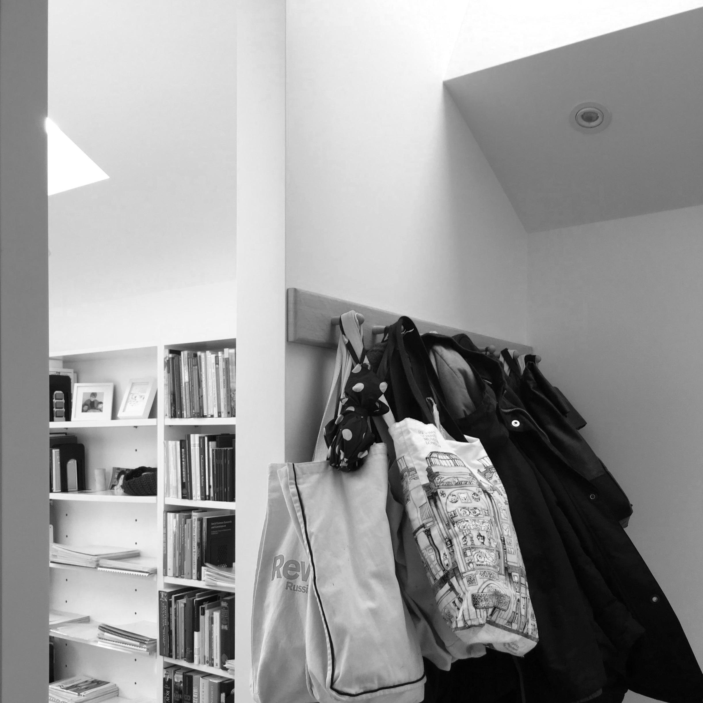 Acton Study Interior