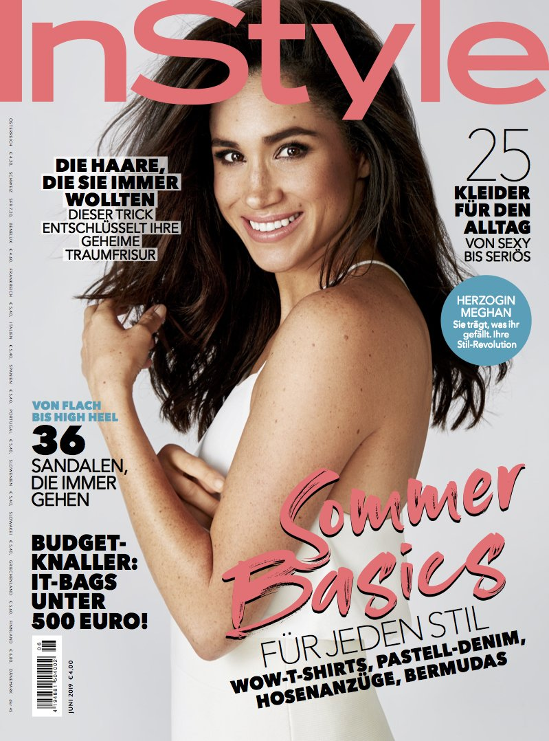 InStyle Germany June 2019