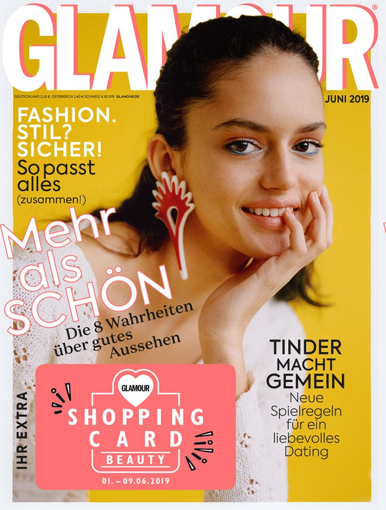GLAMOUR Germany June 2019