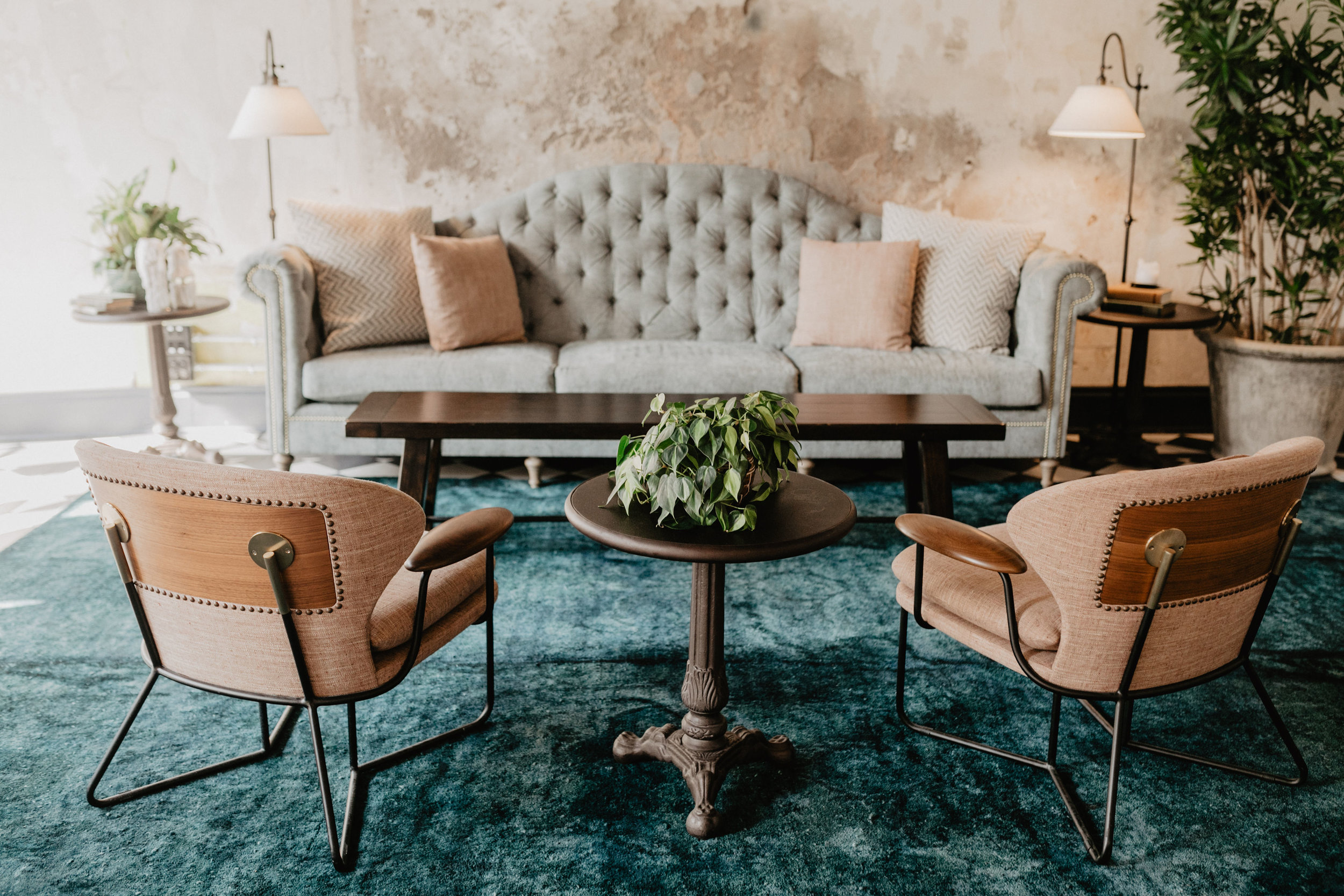 Let's talk NOLA weddings! - Contact us today to set up a no obligation consultation with one of our Lead Wedding Coordinators in New Orleans.