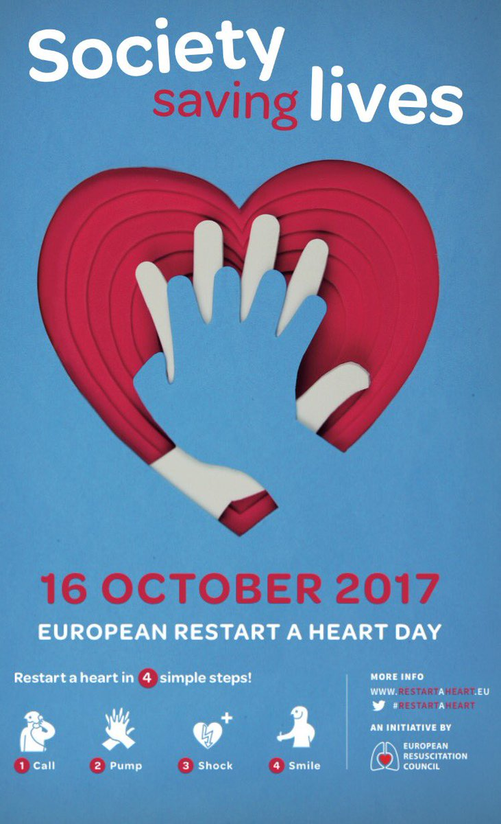 We have pre-booked sessions available for schools, letters are being sent out to all Island schools soon!     Our public open drop in session will be 3pm-5pm         Also we are asking our local schools to wear red for Restart a Heart day and collect donations for the Isle of Wight Community Defibrillator scheme.         For more information contact us:     Tel. (01983)    534111        or email    ambulancetraining@iow.nhs.uk