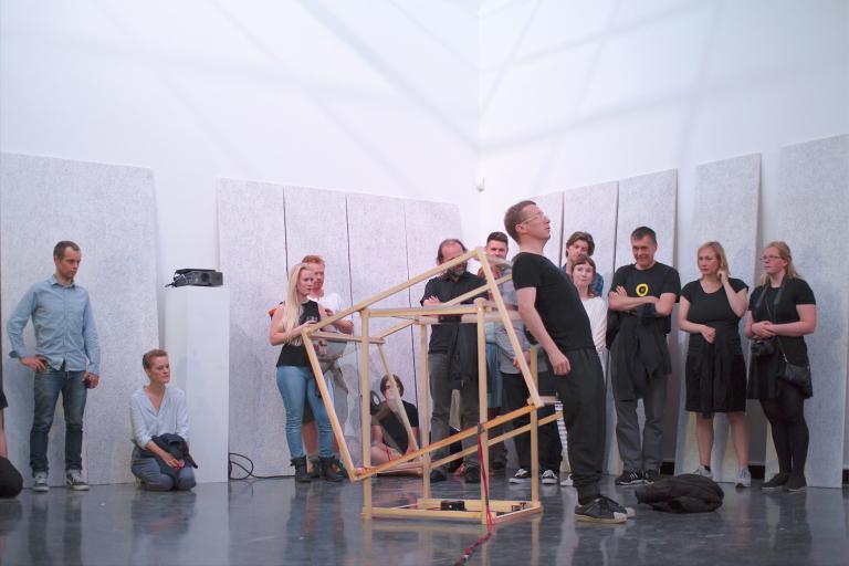 Stine Janvin Motland,The Subjective Frequency Transducer, 2015