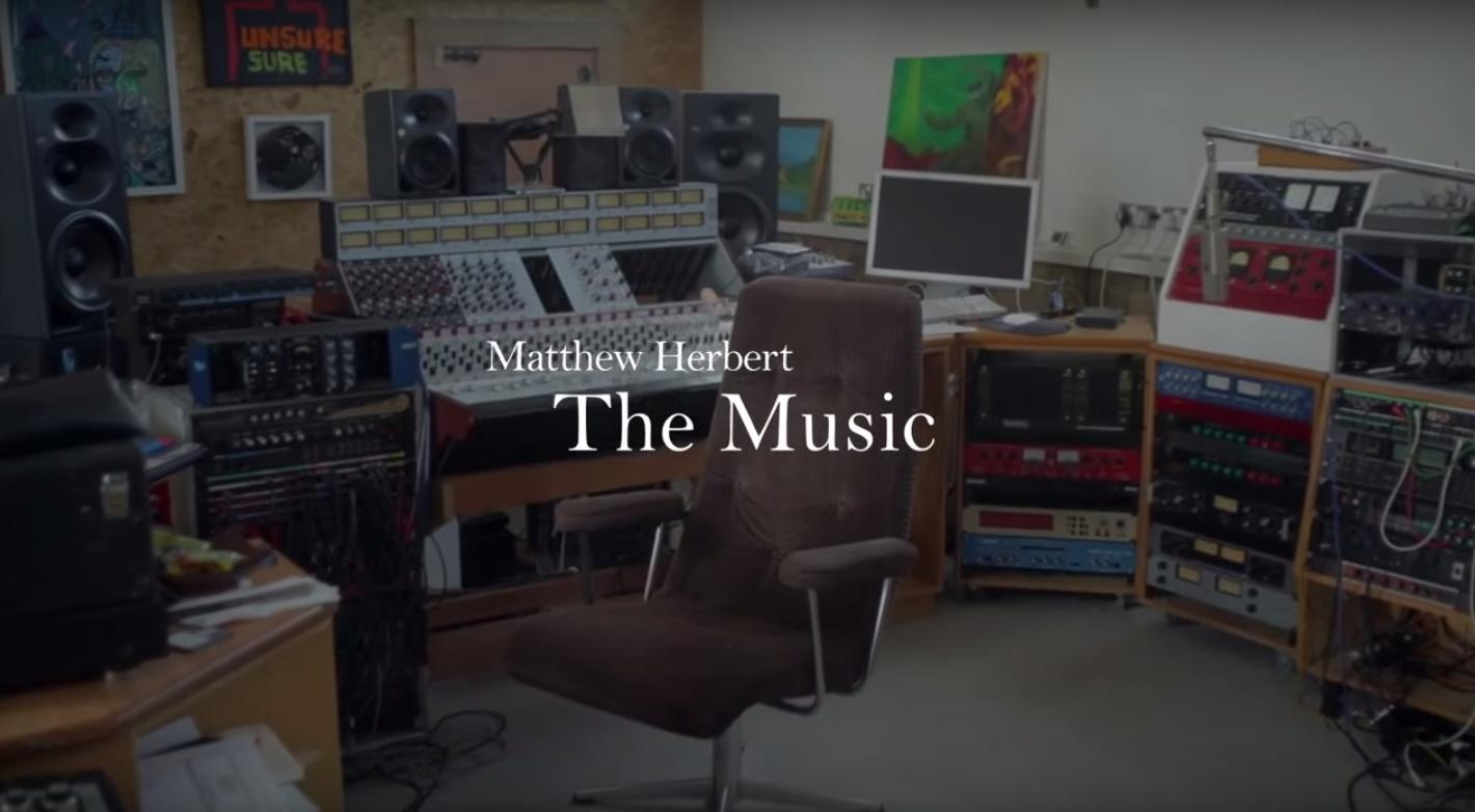 Matthew Herbert, The Music