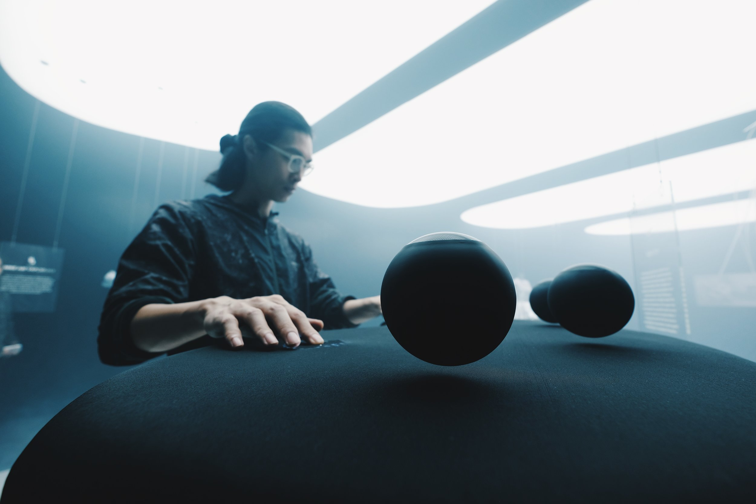 Chris Cheung, VaporScape, 2017