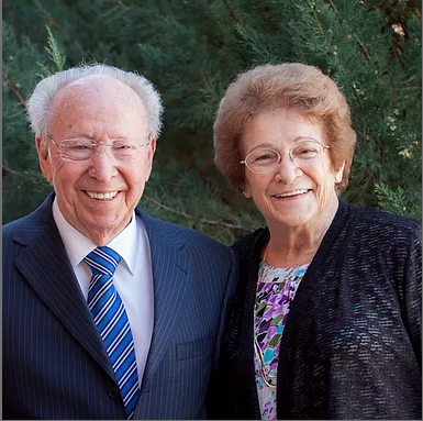 Founding Pastor and the late Mrs. Wayman Mitchell