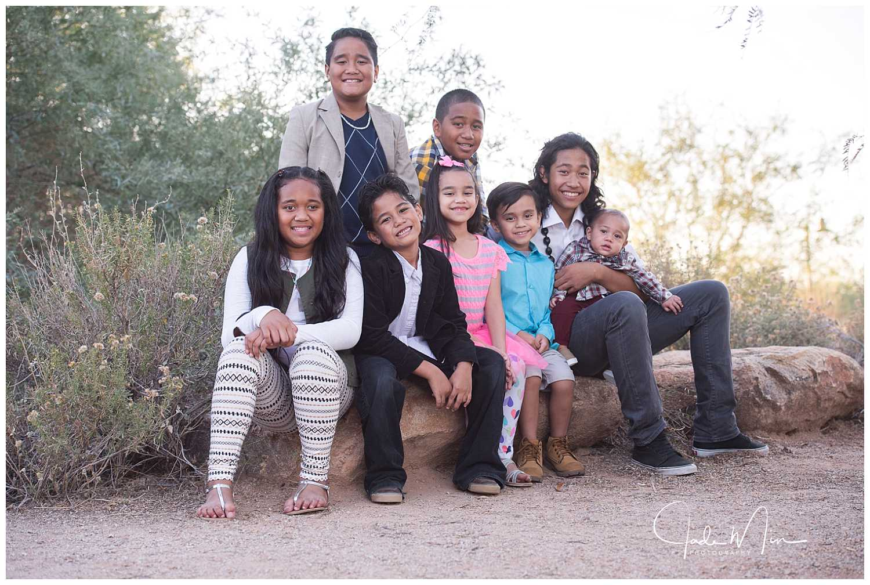 Samoan Culture, Family Photography, Family Photos, Gilbert, Riparian Preserve