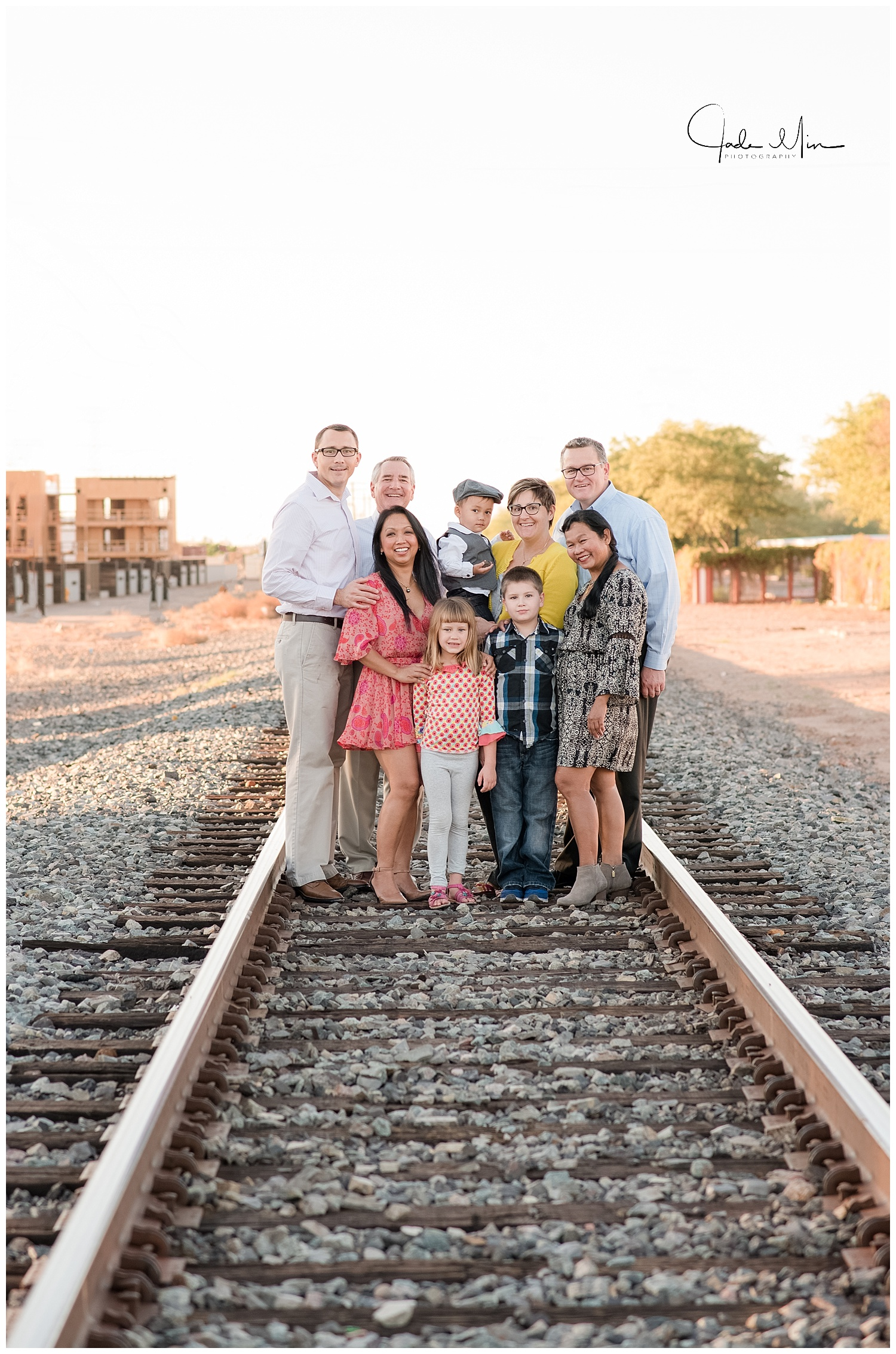 Downtown Gilbert, Arizona, Family Photography, Family Portraits, Children's Photography