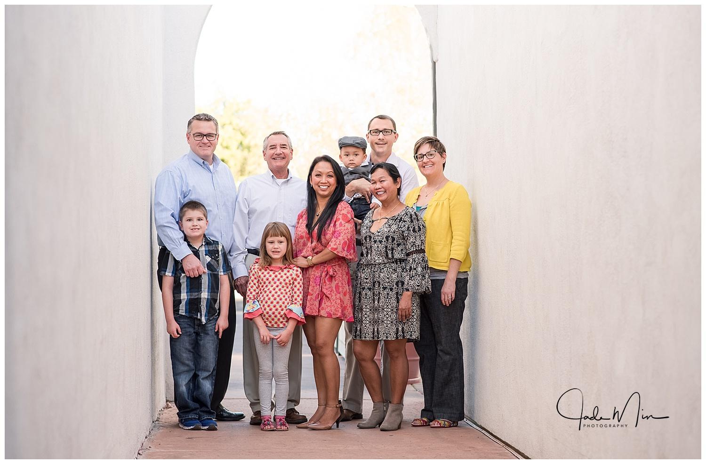 Family Photography, Downtown Gilbert