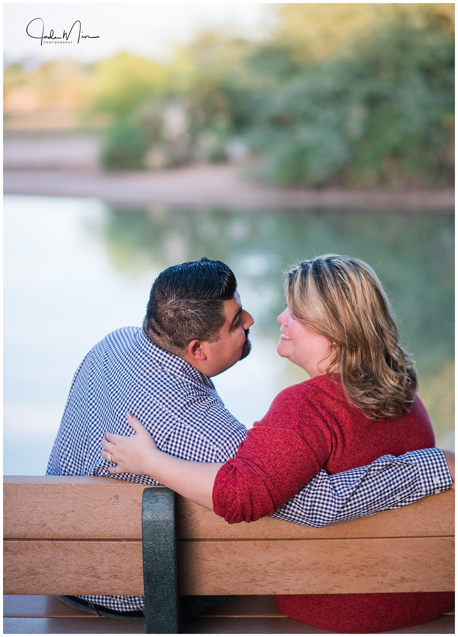 Gilbert, Riparian Preserve, Couples Photography, November, Fall