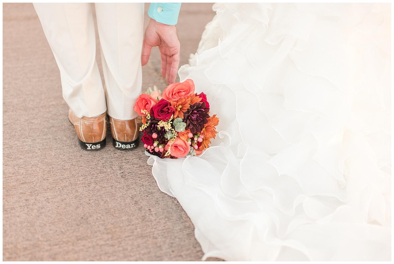 Bride & Groom Portrait, Wedding Photography, Legacy Golf Resort