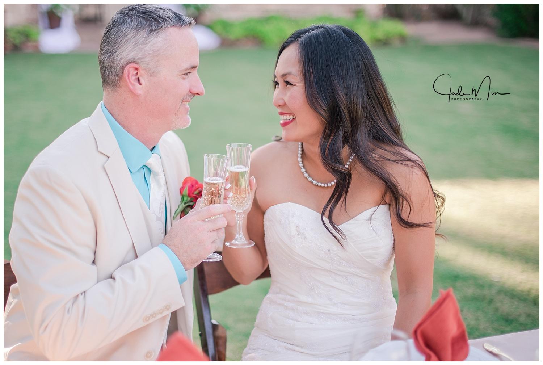 Sweetheart Table, Bride Portrait, Groom Portrait