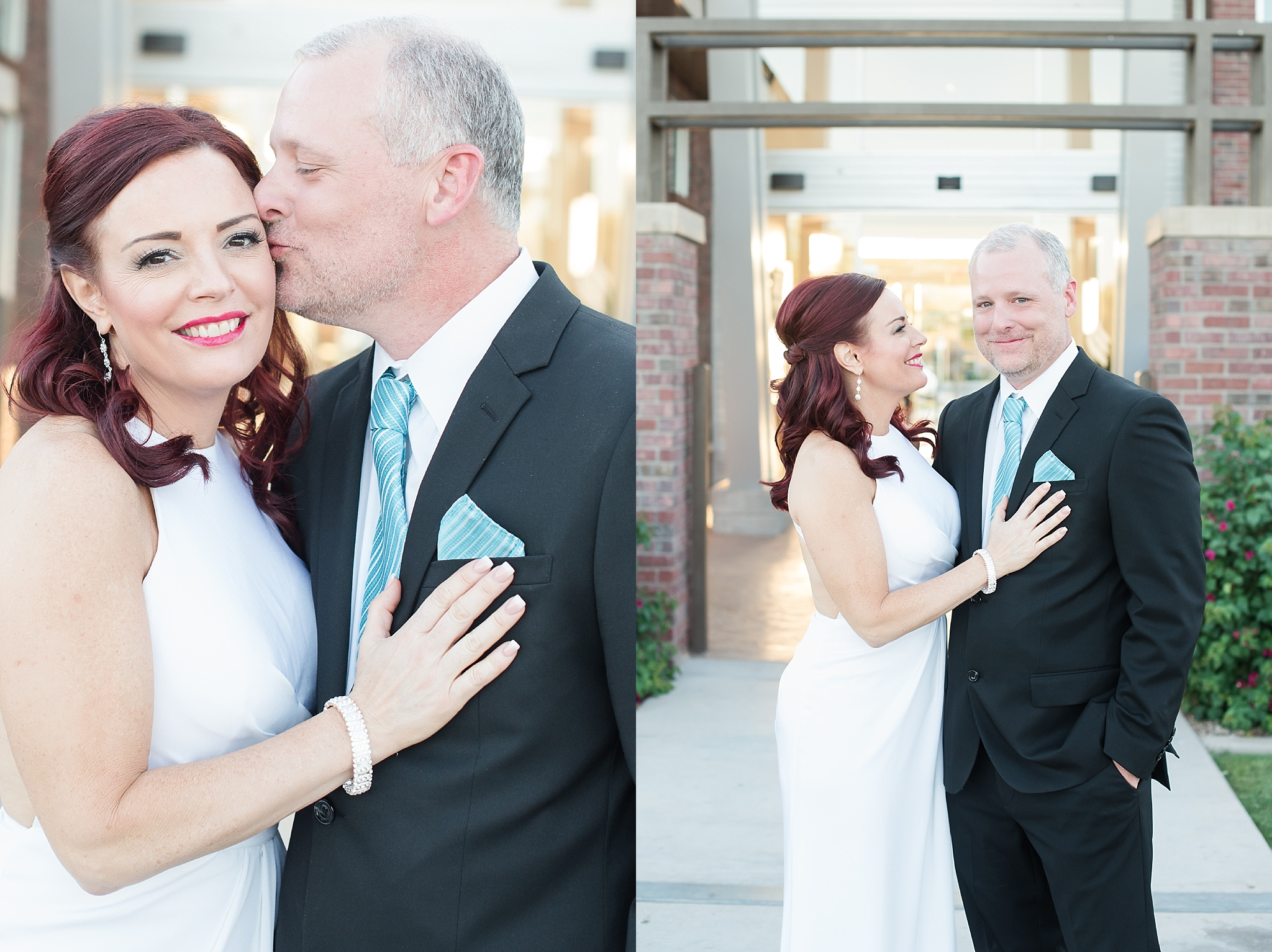 Congratulations to the bride and groom, Jackie and Chris Lawrence! Their beautiful wedding was held at The Falls Event Center in Gilbert. Wedding photos by by Jade Min Photography.