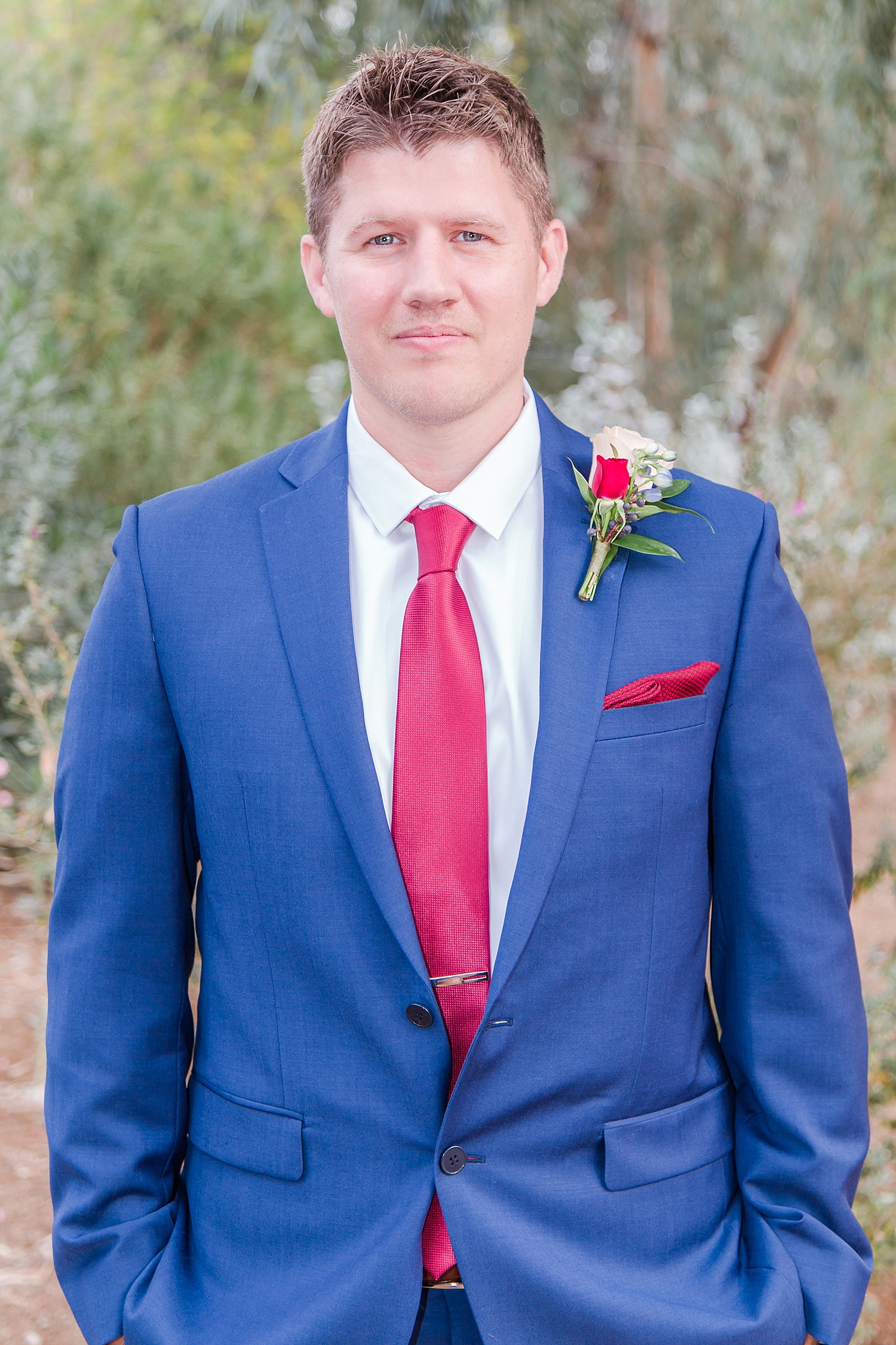 My now husband, Kevin! He's truly the best man I know! -