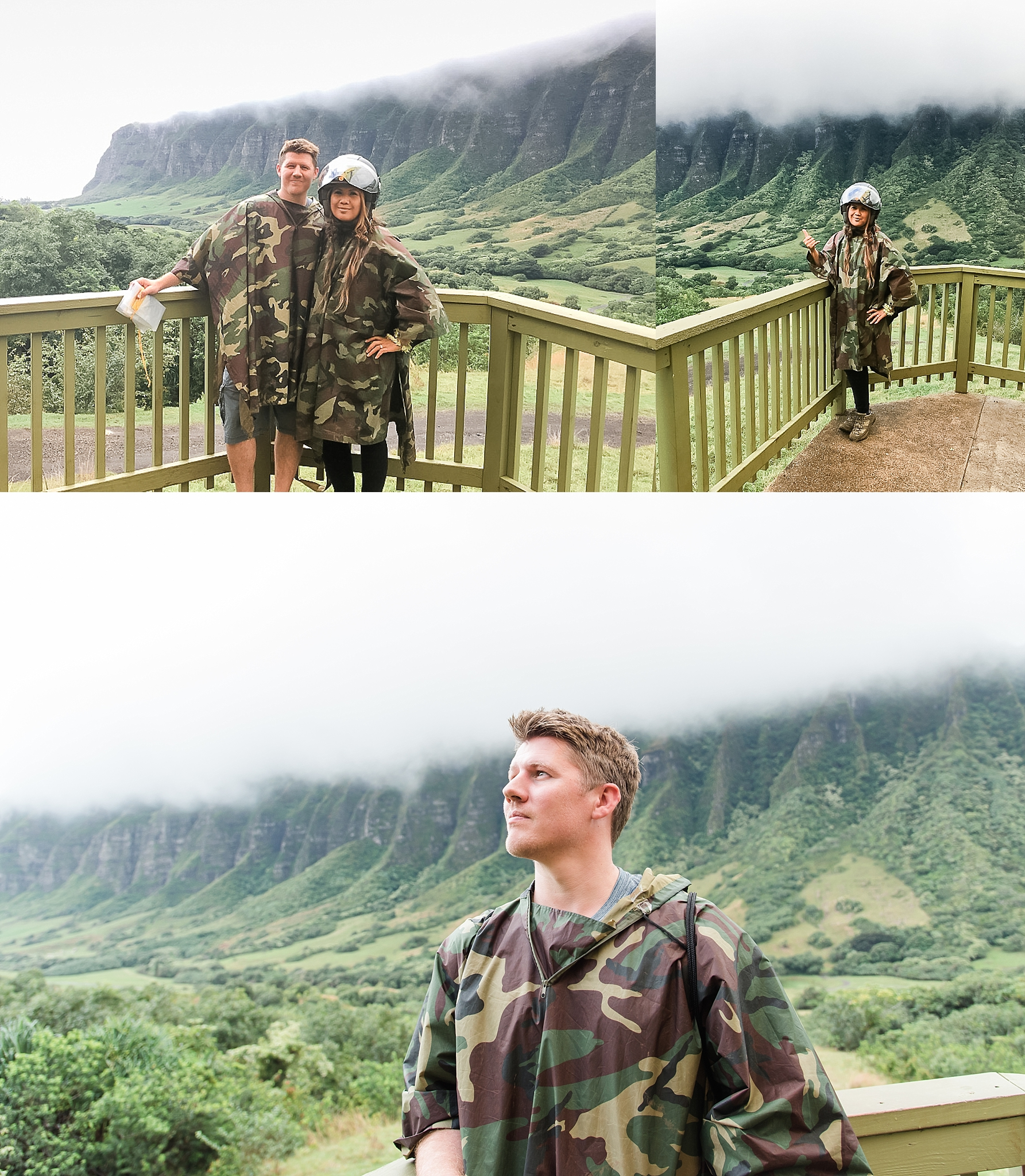 Kualoa Ranch ATV Tour in Oahu, Hawaii. Photos by Jade Min Photography.