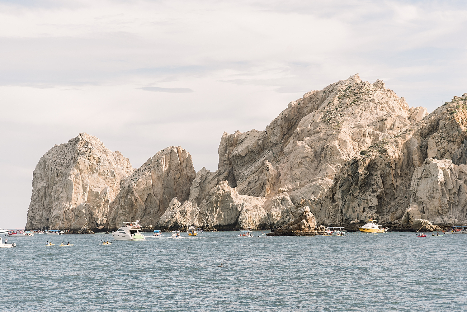 View of Cabo San Lucas from Carnival Splendor. Photo by Jade Min Photography.