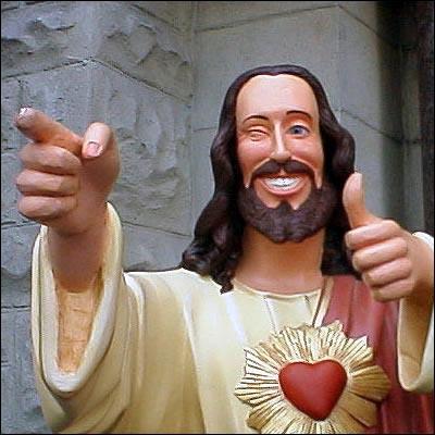 El Jesucristo Colega también era barbudo