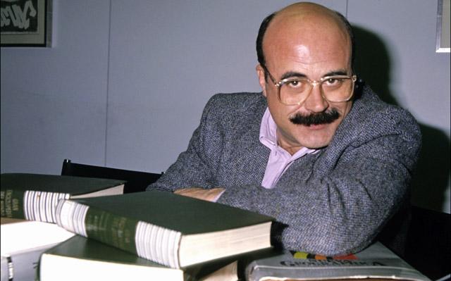 Una noche de libros, gafas y mostacho con Constantino Romero